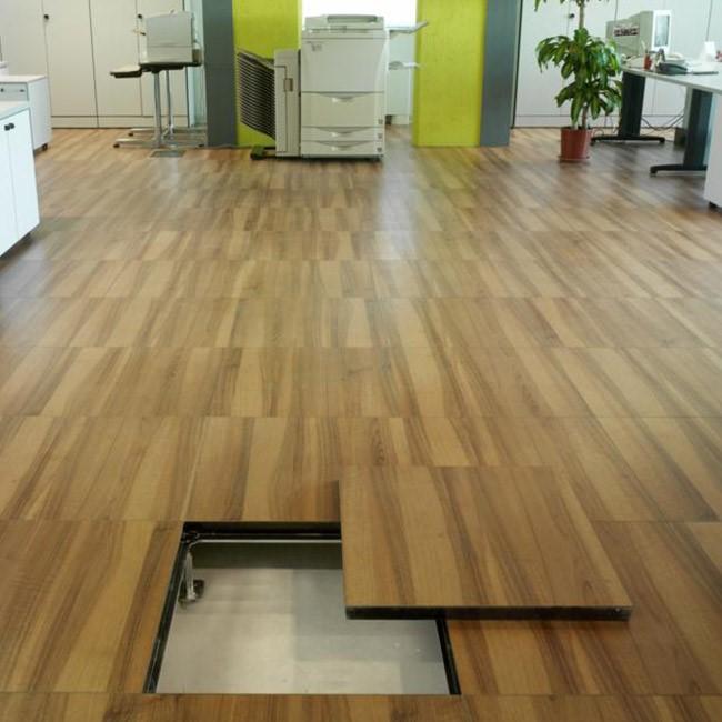 Oddicini Industrie Elevfloor La Gamma Di Pavimenti